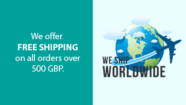 Free shipping GBP